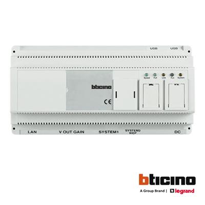 Interfon D45 IP sučelje DIN 10M Elektro Vukojevic