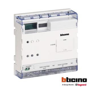 Interfon D45 sučelje za proširenje DIN 4M Elektro Vukojevic