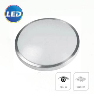 LED plafonjera sa metalnim prstenom 14W Elektro Vukojevic