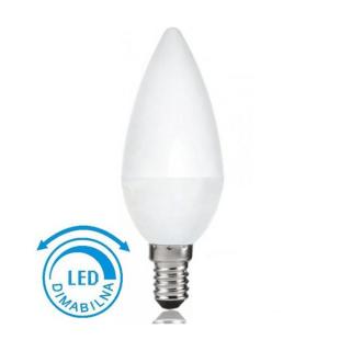LED dimabilna sijalica E14 5W C38 4000K Mitea Elektro Vukojevic