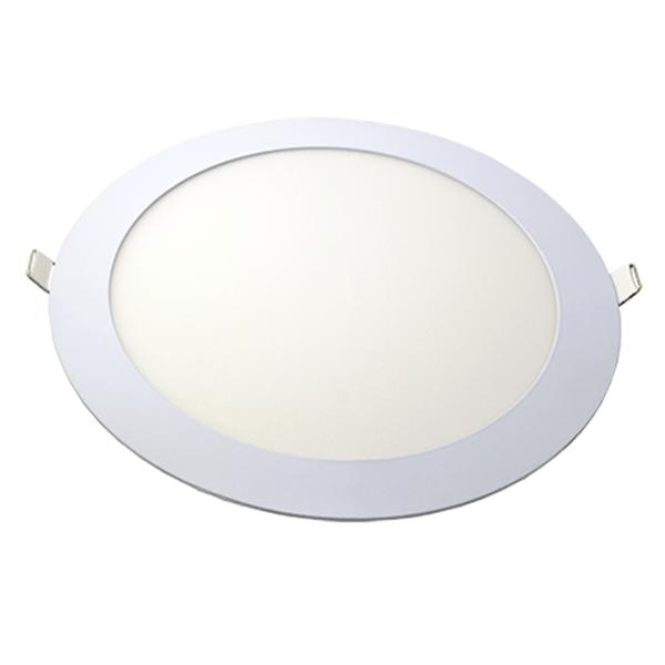Panel LED 18W ugradni okrugli 6400K Mitea Elektro Vukojevic