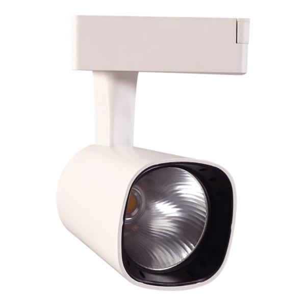 Reflektor šinski LED 25W 4000K 2300lm Bijeli Mitea Elektro Vukojevic