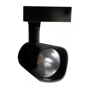 Reflektor šinski LED 25W 6500K 2300lm Crni Mitea Elektro Vukojevic