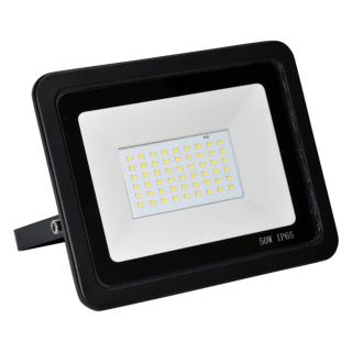 SMD LED reflektor 50W 3000K 4000lm Crni Mitea Elektro Vukojevic