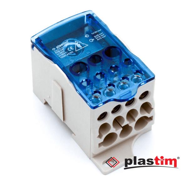 Distributivni blok 250A, tip PDB250, Plastim Elektro Vukojevic