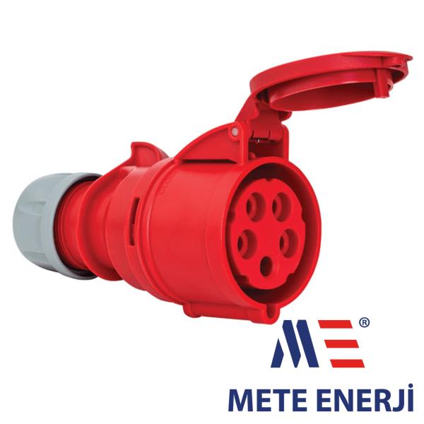 Industrijska utičnica 5x32A 380-415 V IP44 Mete Enerji Elektro Vukojevic