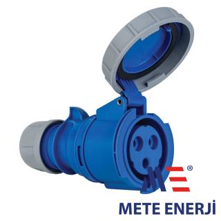 Industrijska utičnica,3-polna 32A Mete Enerji Elektro Vukojevic