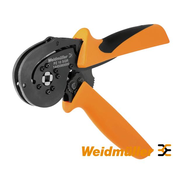 Kliješta za presanje hilzni 0,14-10mm2 PZ 10 SQR Weidmuller Elektro Vukojevic