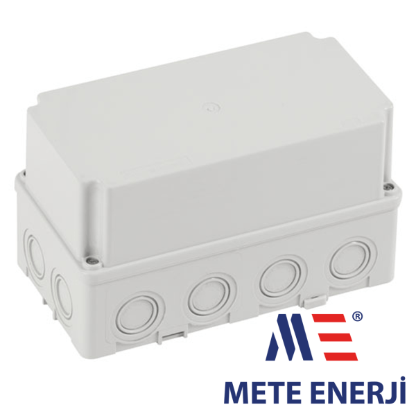 Kutija termoplastična 110x210x120mm IP67 Mete Enerji Elektro Vukojevic