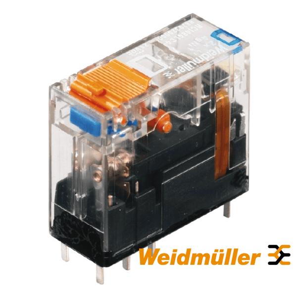 Rele 1CO, 24VAC+LED, 16A Weidmuller Elektro Vukojevic