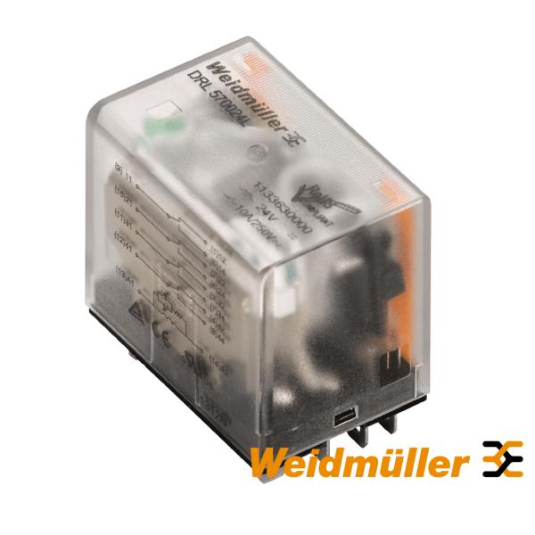 Rele 230VAC, 4CO, 10A, Weidmuller Elektro Vukojevic