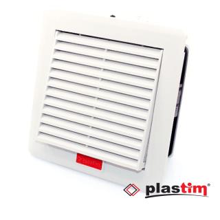 Ventilator 100m3 h, 230V50 60Hz, 26W, IP54 Plastim Elektro Vukojevic