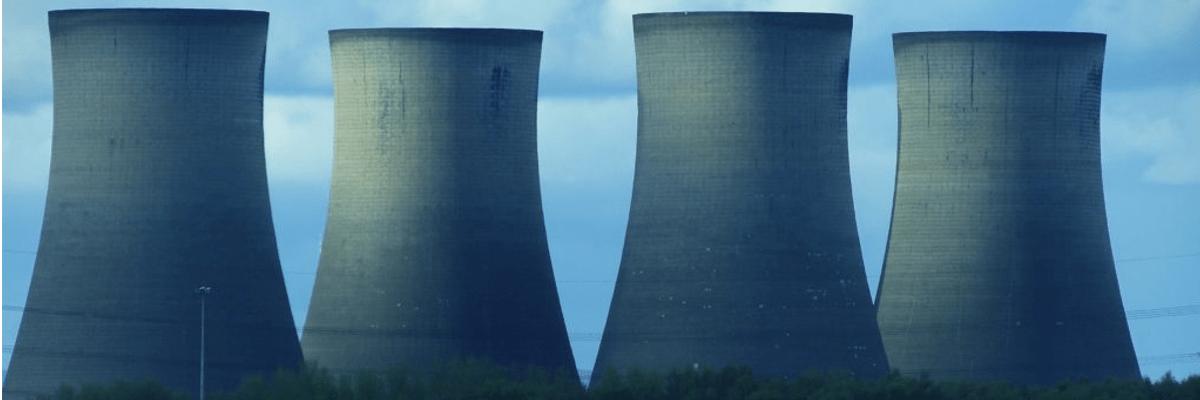 Mocno rośnie produkcja energii w elektrowniach jądrowych
