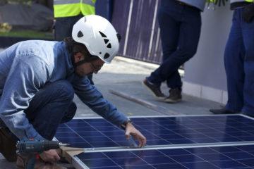 Curso prático de instalação de energia solar em Brasília