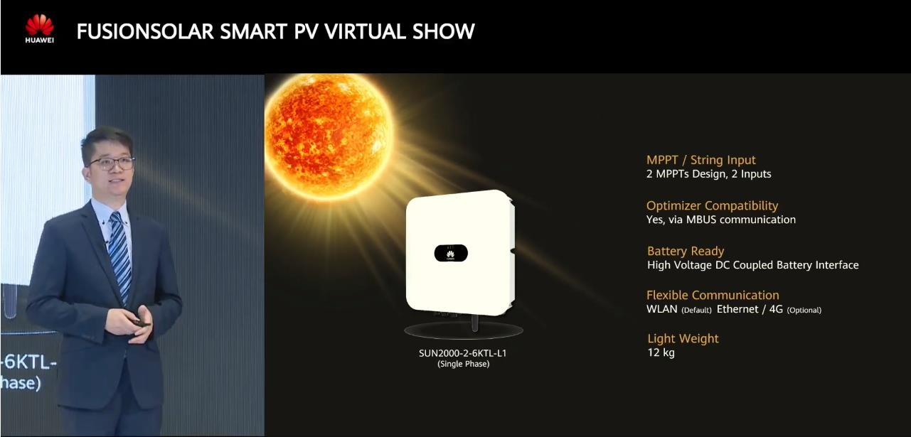 Virtual Show 2020 - Huawei