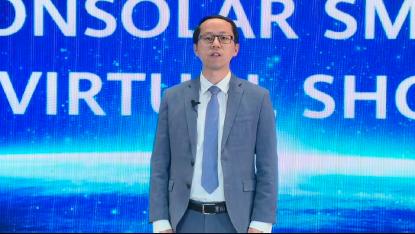 Chen Guoguang, Presidente Mundial da Huawei Smart PV Business