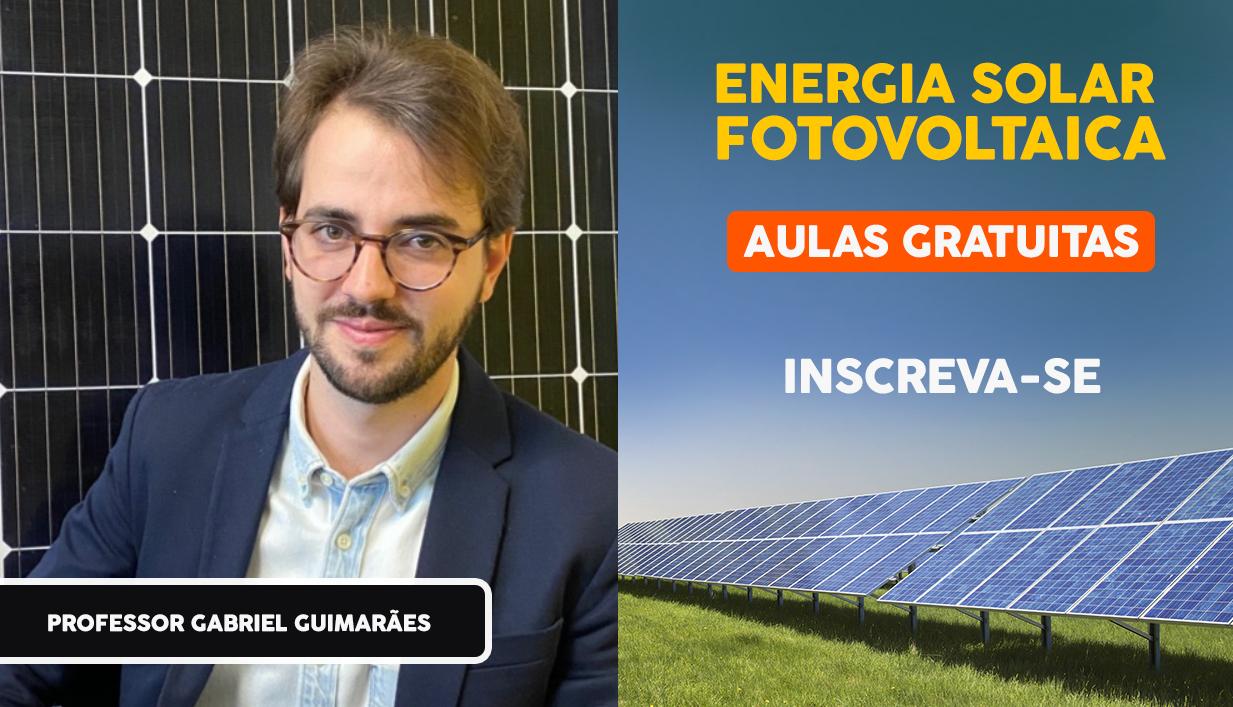 Aulas Gratuitas de energia solar
