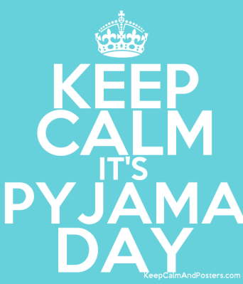 Image result for pyjama day