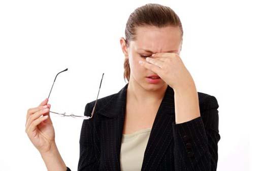 Dolor de ojos en el embarazo   Molestias en el embarazo
