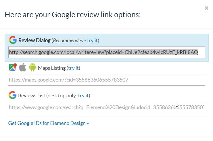 google-review-grade