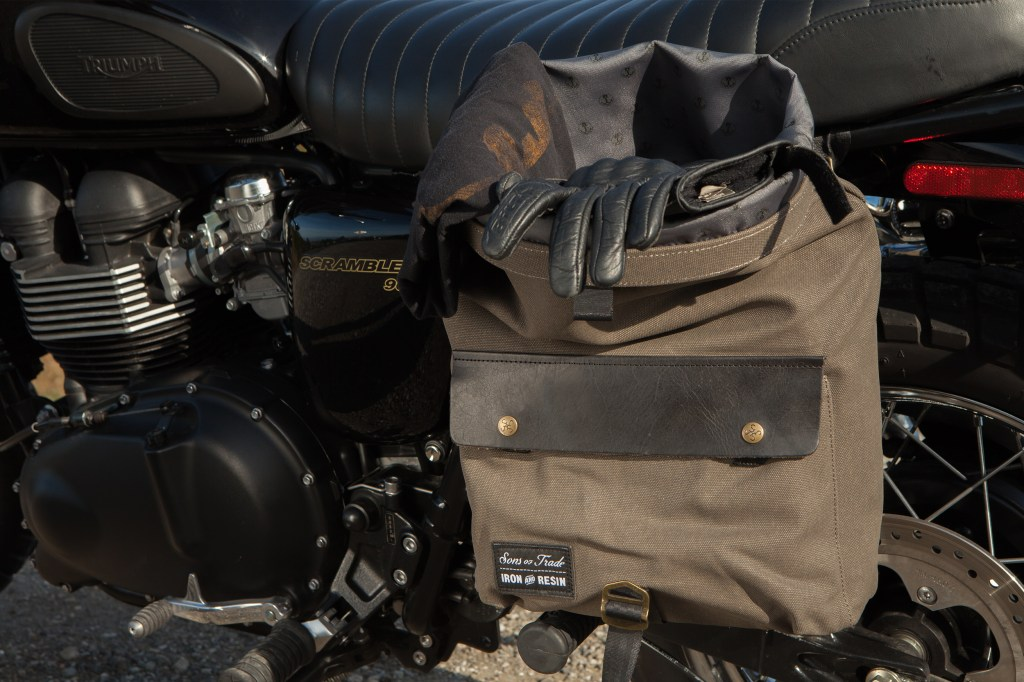 Terrain Pannier by Sons of Trade and Iron & Resin