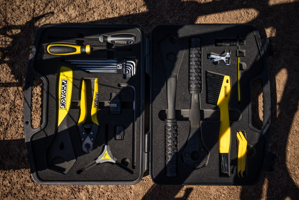 Pedro's Apprentice Tool Kit. Photo: Max Whittaker/Element.ly