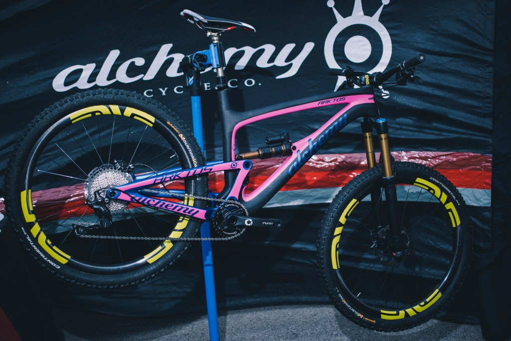 Interbike: Alchemy Arktos