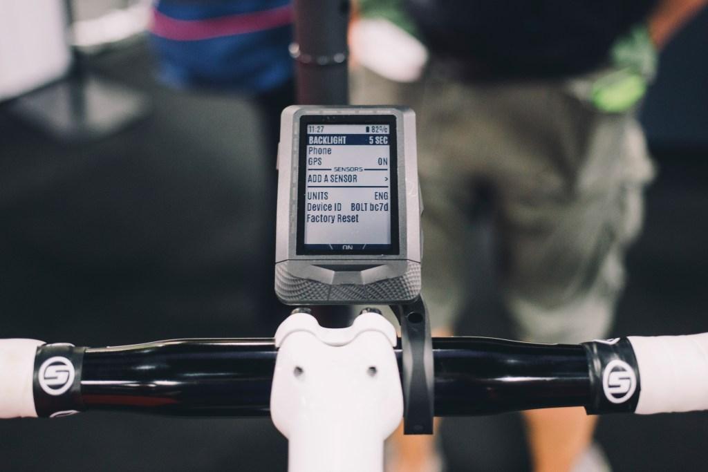 Interbike: Wahoo's new ELEMNT computer