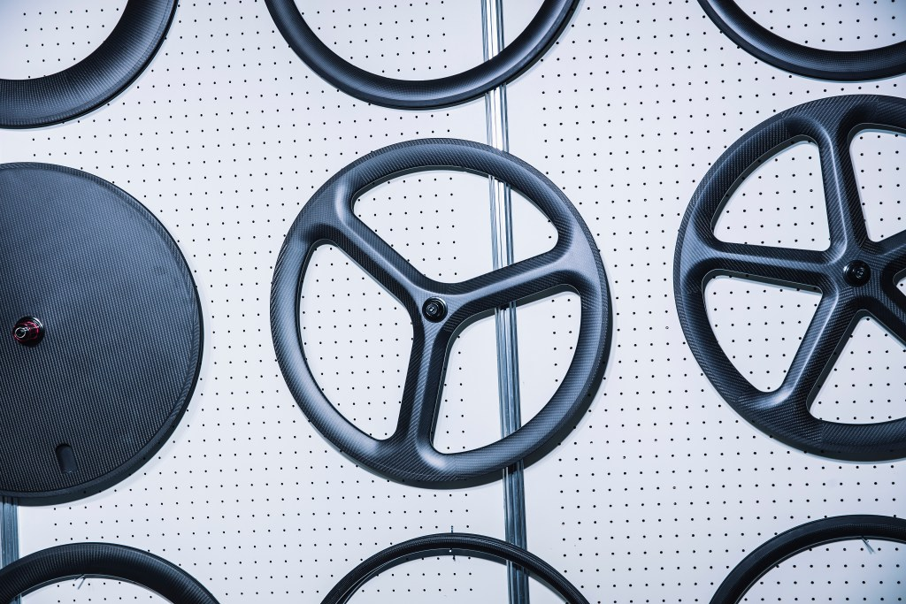 Three spokes, five spokes, no spoke, the international isle have got you covered. photo: Stephen Lam/ element.ly