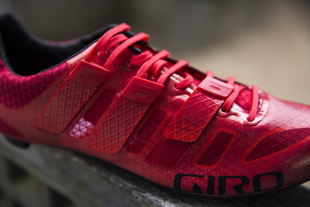 Giro Prolight Techlace closure system
