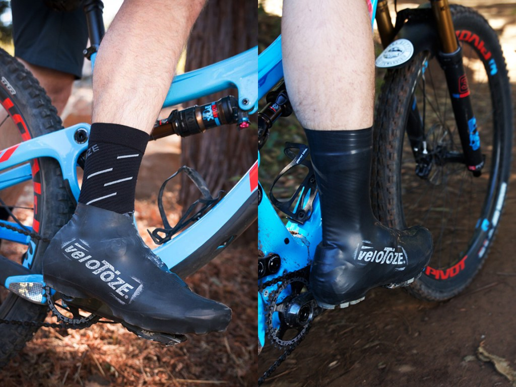 VeloToze Short and Tall MTB Shoe Covers