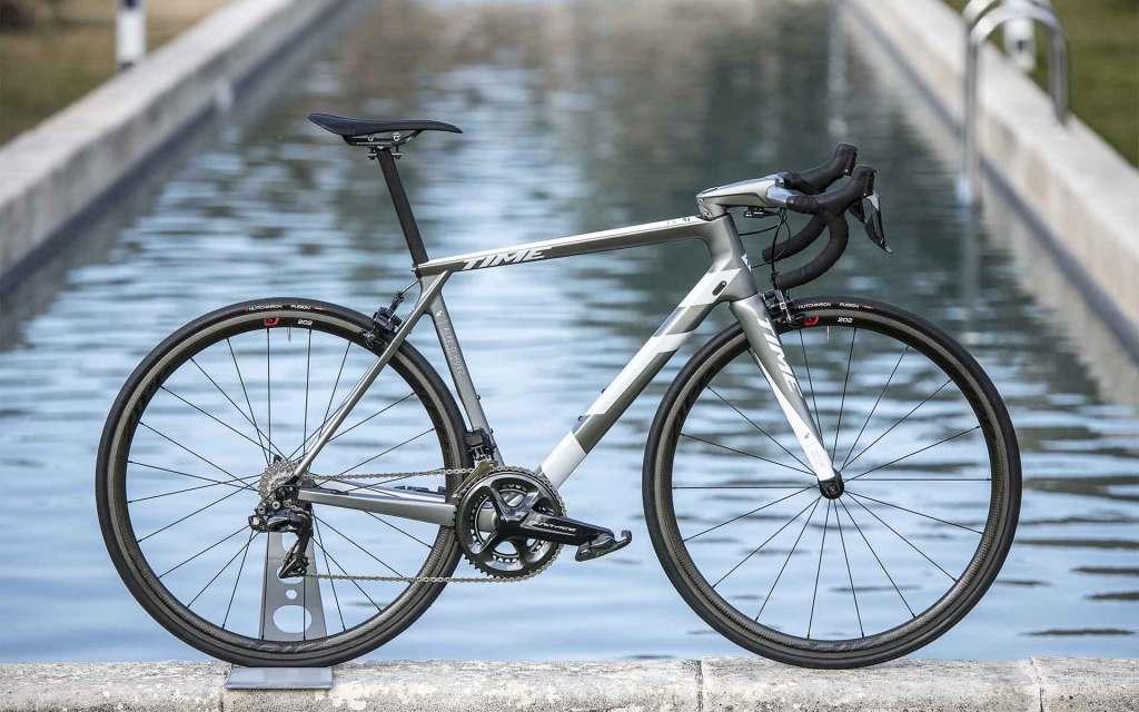 Time Alpe d'Huez bike