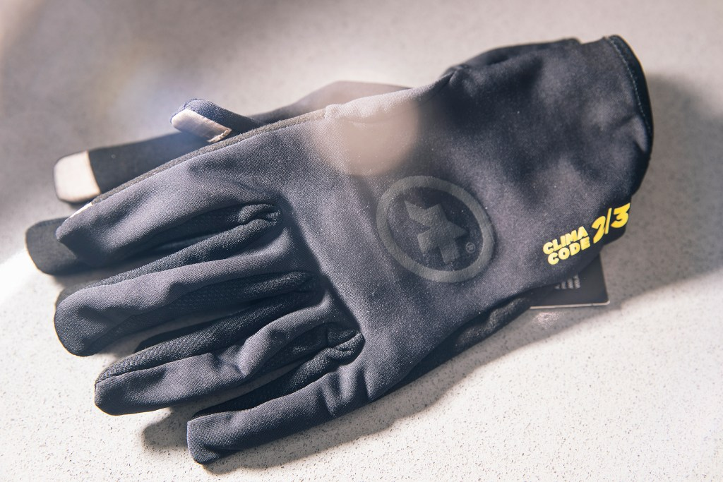 Assos Spring/Fall Gloves Sea Otter Classic