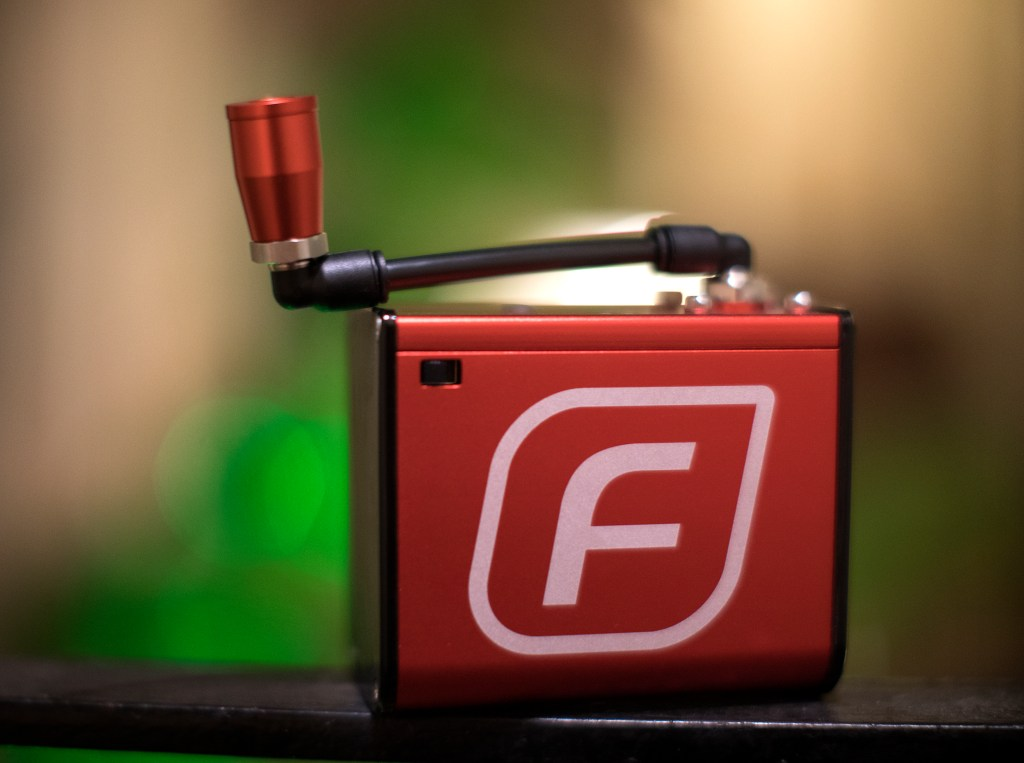 Fumpa: The Electric Toothbrush Of Bicycle Pumps