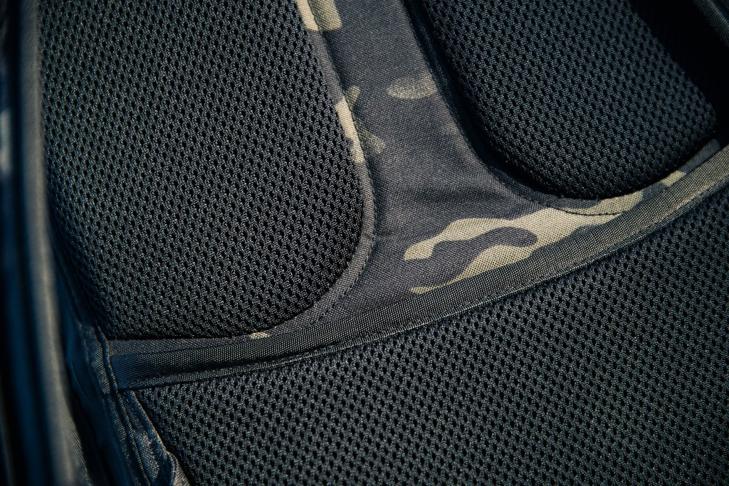 Mission Workshop Rhake backpack long term review mesh padding