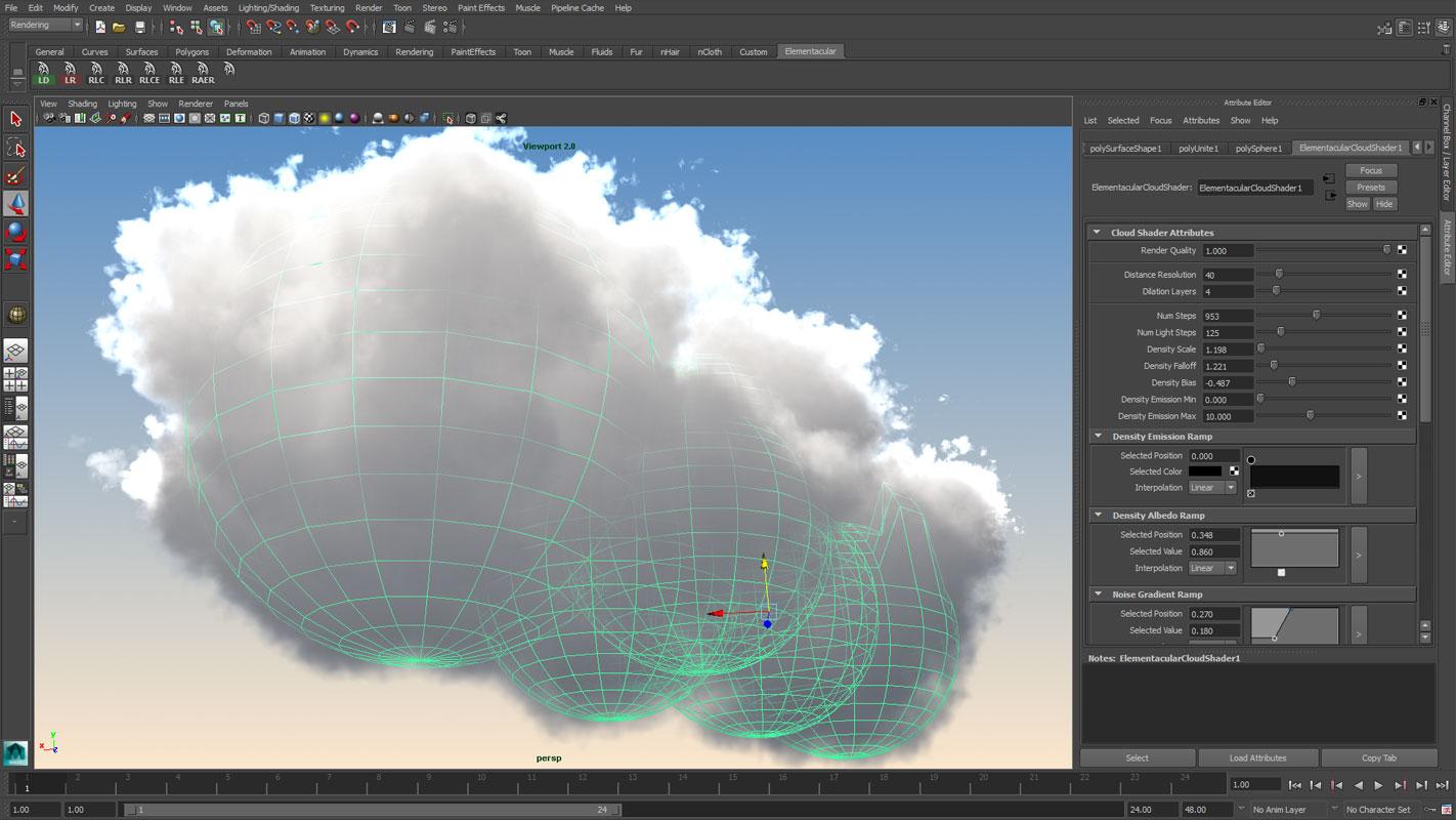 Autodesk 3d Examples