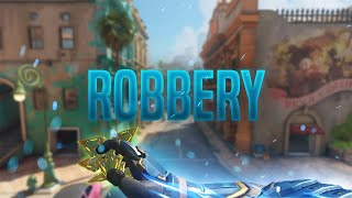 """""""Robbery"""" – Overwatch Montage"""