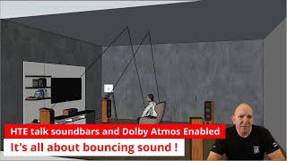HTE talks Soundbars and Dolby Atmos Enabled.