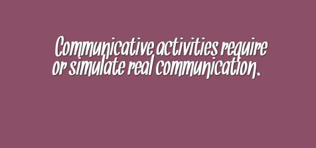7 – Teaching Through Communication