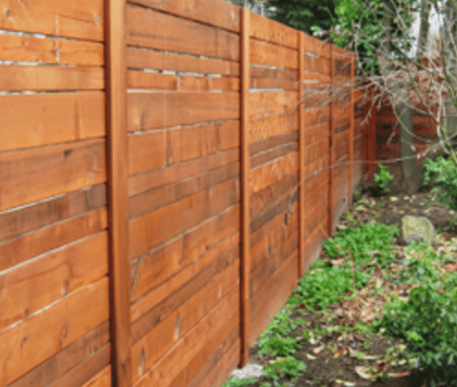 Choosing An Altrucedar Fence Means Youll Get To Enjoy The Beauty Of The Famous Western United States Forests For Yourself