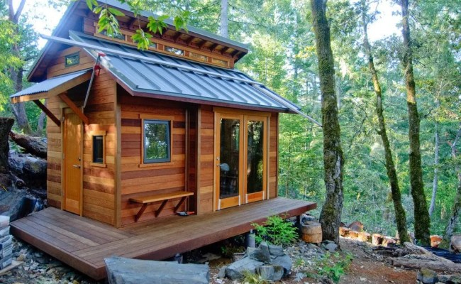 Big Lessons We Can Learn From The Tiny House Movement