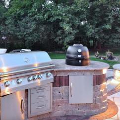 Kitchen Experts Hanging Lights In Outdoor Elemental Landscapes Ltd