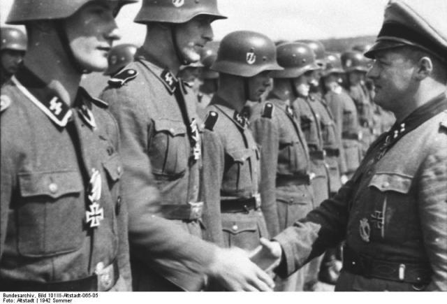 """Russland, Waffen-SS-Div. """"Wiking"""", Auszeichnung"""