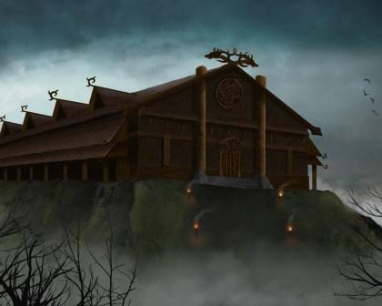 Heorot—Tolkien's Meduseld, Hall OfKings