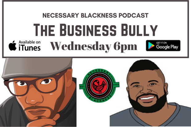 The Business Bully, Rahiem Shabazz, Dave Anderson