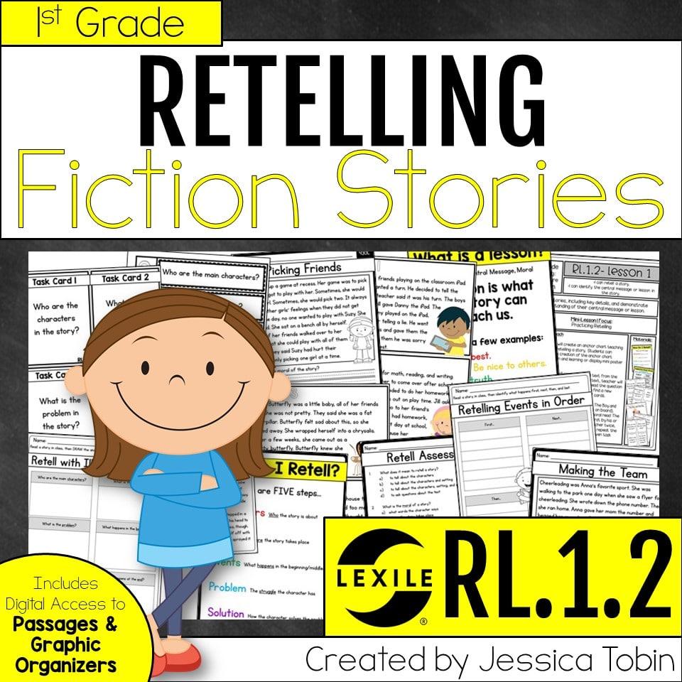 hight resolution of Retelling \u0026 Recounting Stories: Exploring ELA - Elementary Nest