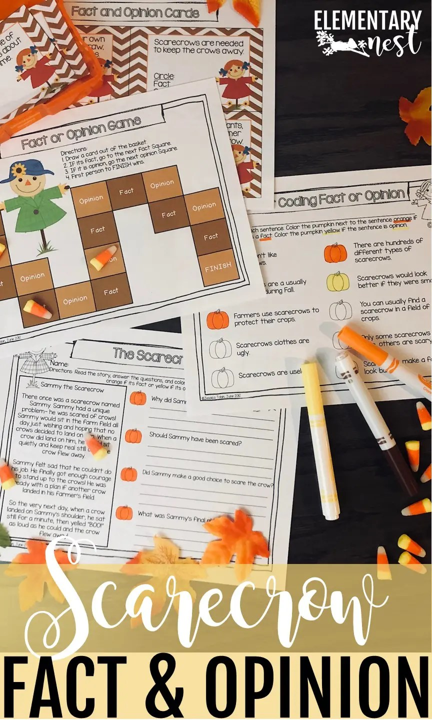 medium resolution of Primary October Resources and a FREEBIE - Elementary Nest