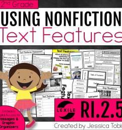 Teaching Text Features (Exploring ELA) - Elementary Nest [ 960 x 960 Pixel ]
