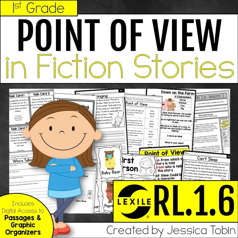 hight resolution of Point of View Teaching Activities and Ideas - Elementary Nest