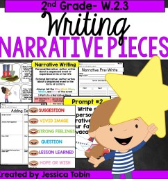 Teaching Narrative Writing Tips and Activities - Elementary Nest [ 960 x 960 Pixel ]